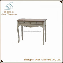 Durable Hot Sale Antique Carved Wooden Console Table