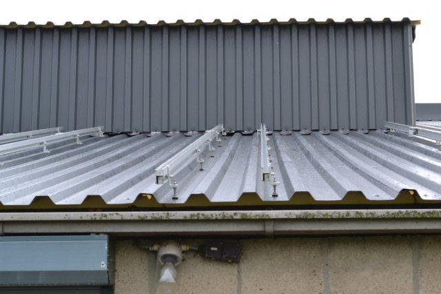 solar hook bolts roofing