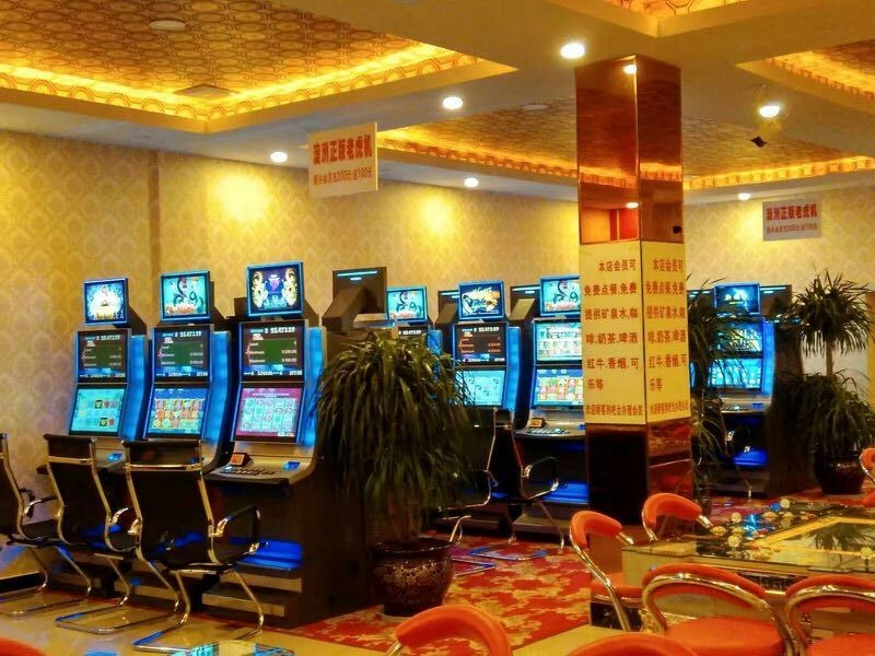 2017 newest video slot game machine for sale
