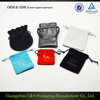 Promotional customize new type good quality velvet jewelry bag