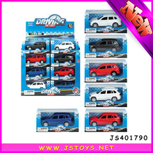 2017 new design die cast miniature car model toy for promotion