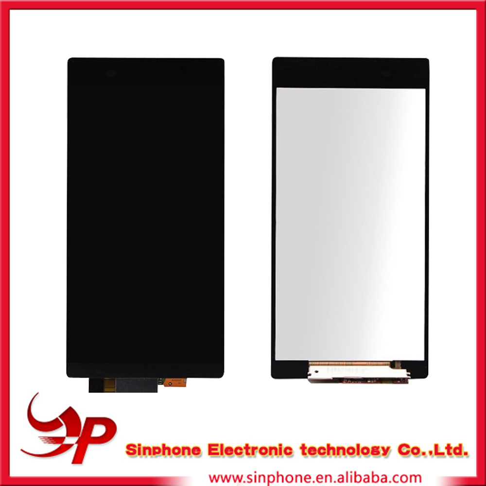 Cell phone accessories lcd touch screen digitizer for sony xperia z1 l39h c6902 c6903 c6906 c6943