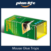 Glue Trap Pest Reject Rat Bait Station For Catch Rat Mice Flies