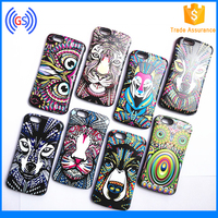 2016 Newest Product Iface Custom Design Animal Cameos Case TPU Case Cover for Note 4, Iface case