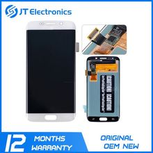 Wholesale high copy lcd for samsung galaxy s6 edge g925 clone lcd panel,for samsung a5 lcd