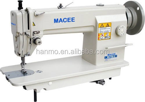 128C heavy duty top and bottom feed sewing machine
