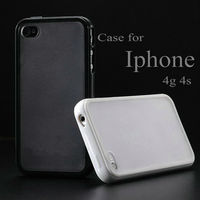 new designed tpu pc case for iphone 4 4s