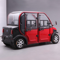 4 seats chinese cheap electric cars with CE