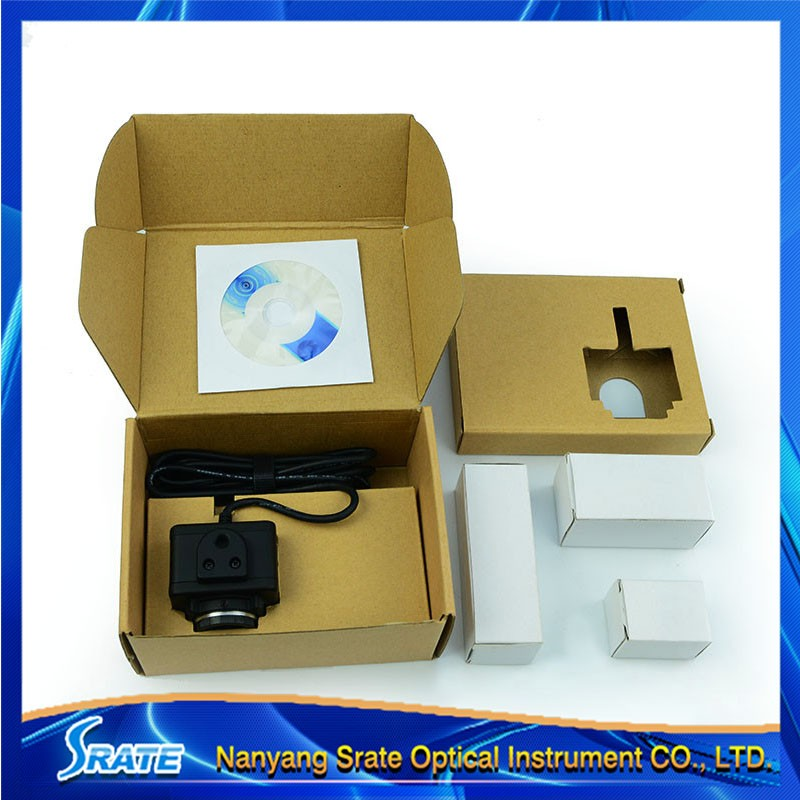 5MP USB2.0 Microscope Color Camera Electronic Digital Eyepiece with Software