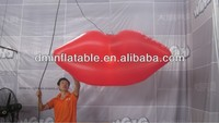 2014 Valentine's day Inflatable Lip/Mouth For Party /Sexy lips