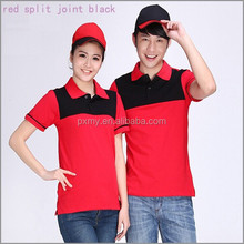 popular style adult knit short sleeve polo T shirt