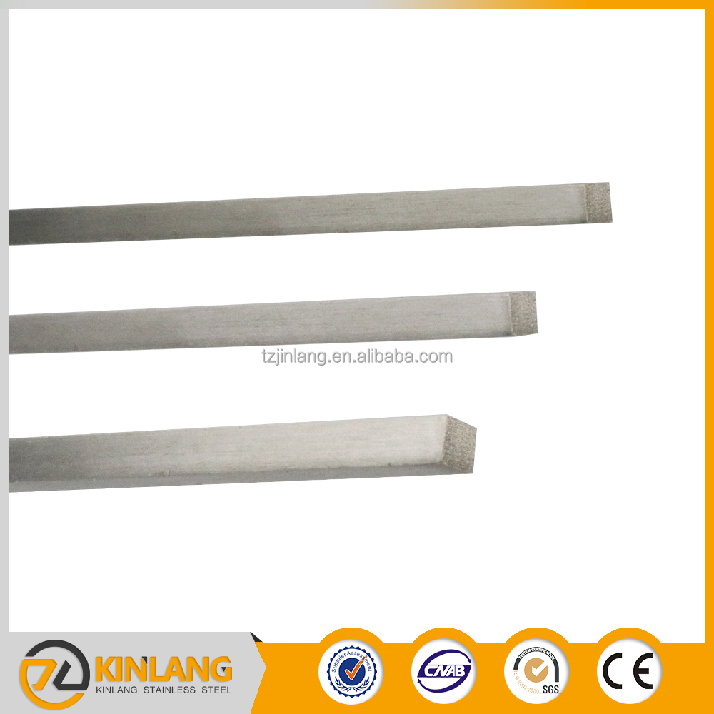 Top quality stainless steel square/angle/falt bar