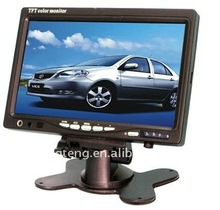 7inch 12v car headrest stand alone monitor