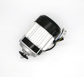 Persino 36V 48V 60V 72V 350W DC blushless mid-drive electric vehicles motor