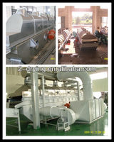 Vibra continuous fluid bed dryer drying machine drying equipment 6
