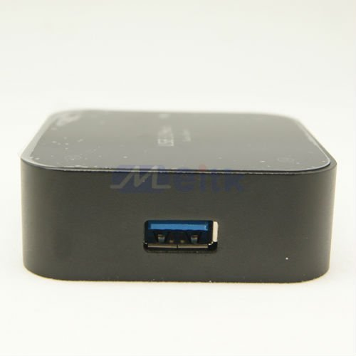 Premium 4 Port USB3.0 Hub With USB3.0/DC Power Cable