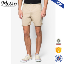 2017 new tailored fit men's casual shorts Bermuda Style