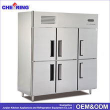 China ultra Low Temperature top open freezer for sea food