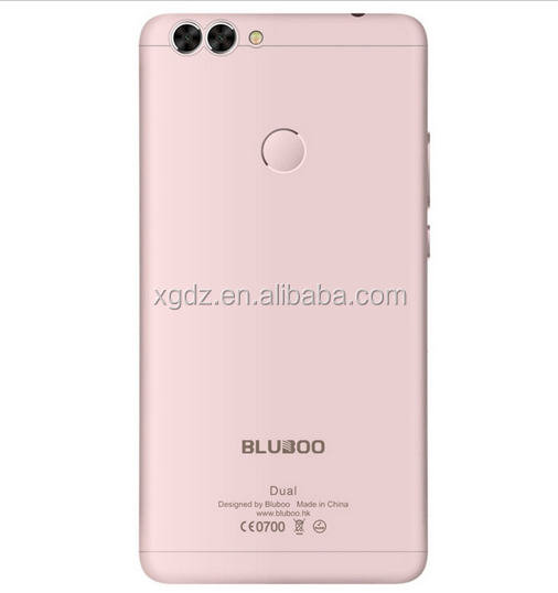 Bluboo Dual MTK6737T Quad Core 5.5 Inch 2G RAM 16G ROM 13.0MP+2.0MP Dual Back Camera Fingerprint Unlock Smartphone