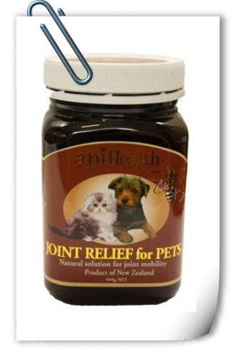 pet honey_Products for pets_Joint Relief Honey for Pets - 500g