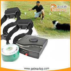 dog pet shock collar electric fence underground TZ-W227 electric dog fence