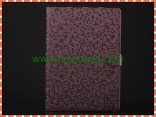 New Bling Diamond Pattern Stand Leather Case for iPad Air 2