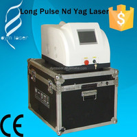 professional medical CE machine long pulse nd yag laser for veins vascular removal