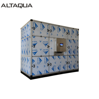 Altaqua heat pump sewage sludge dryer dehydrating equipment