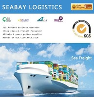 Newest seabay logistics from China