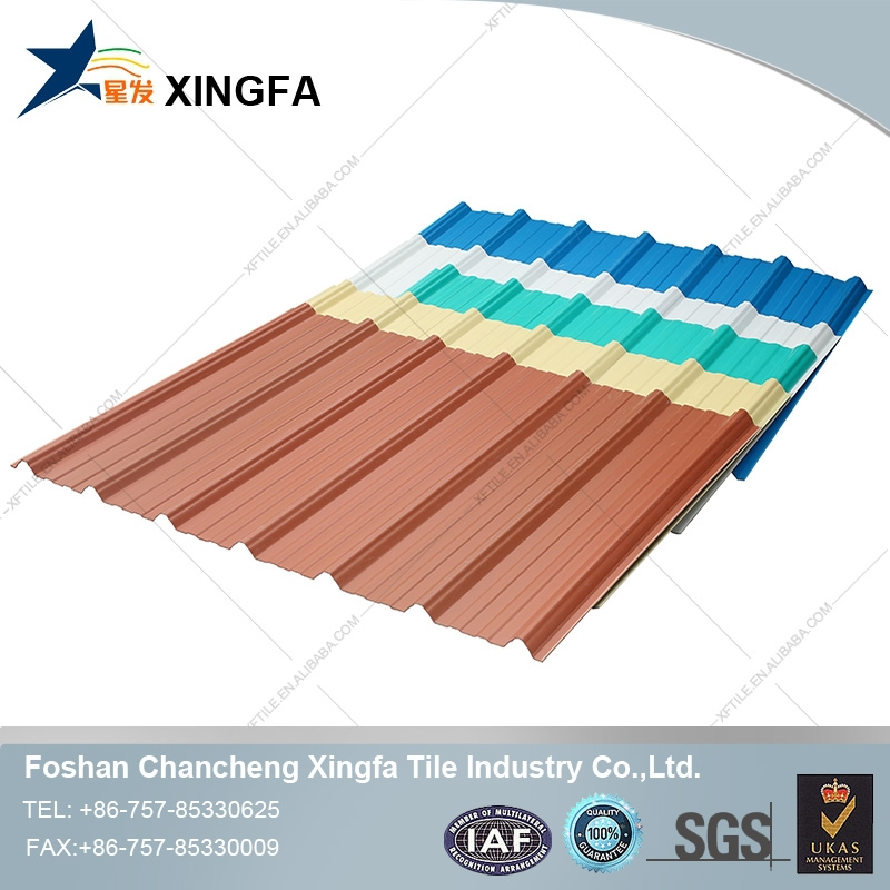 PVC plastic roofing tiles/pvc rainwater gutters/plastic corrugated roofing sheet
