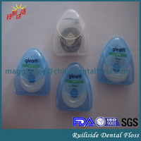 charcoal dental floss manufacturer in personalized dental flosser case container