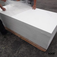 warmly surface acrylic stone solid surface sheets for wall decoration