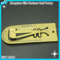 Custom Cut Out Bookmarks / erhu Musical Instruments shape book marks GFT-MB062