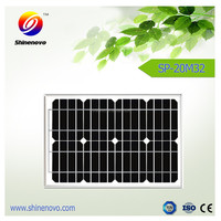 20 watt pv solar panel price/cheap solar panel/solar panel for wholesale