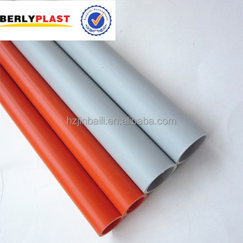 Factory Competitive For Under Ground Electric Pipe