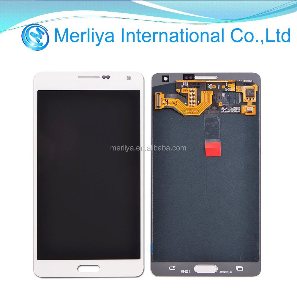 Mobile phone spare parts lcd screen display repair for samsung galaxy A7