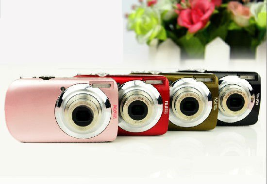 new arrival high quality 16MP 5x optical zoom 3 inch digital camera DC-K715C