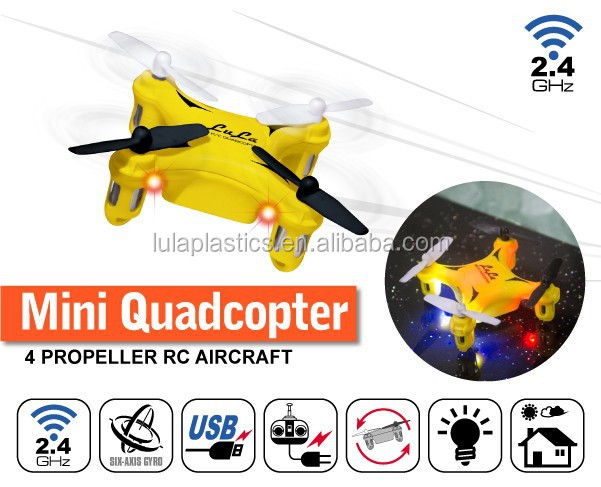 2015 2.4G micro rc drone remote control quadcopter for beginners
