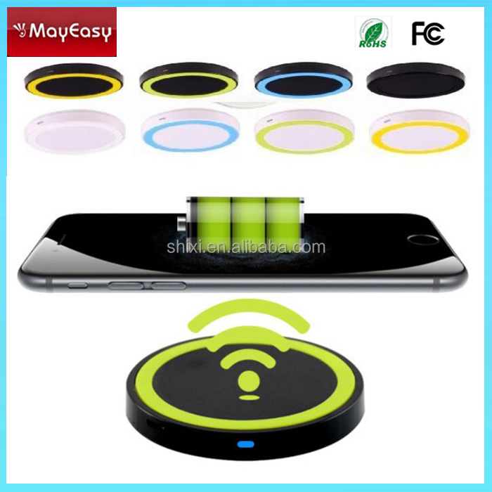 USB Wireless Charger Transmitter Qi Wireless Charger For ipad 2 and smartphones with USB Port & USB