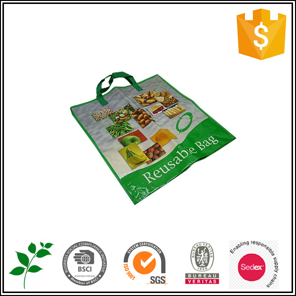 PP woven shopping bag supplier in China