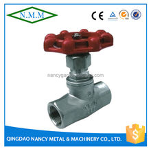 Stainless Steel Gate Valve, Threaded end, 200PSI WOG, PN16