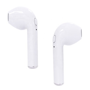 Noise Cancelling Private Model I7S Double Talk White Wireless Earbuds