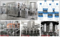 High Quality Turnkey project for mineral water / pure water