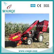 2013 WANQI Mini tractor corn harvesting machine/Corn combine harvest equipment