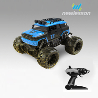 Long Range Radio Control 4X4 Big