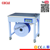 Portable semi automatic strapping machine price