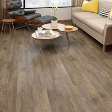 In Stock available quality 10mm Small Embossed laminate <strong>flooring</strong>