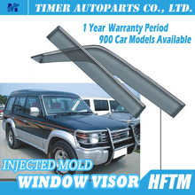 for Mitsubishi Pajero V31 V32 V33 91-98 injected mould custom window visors for cars
