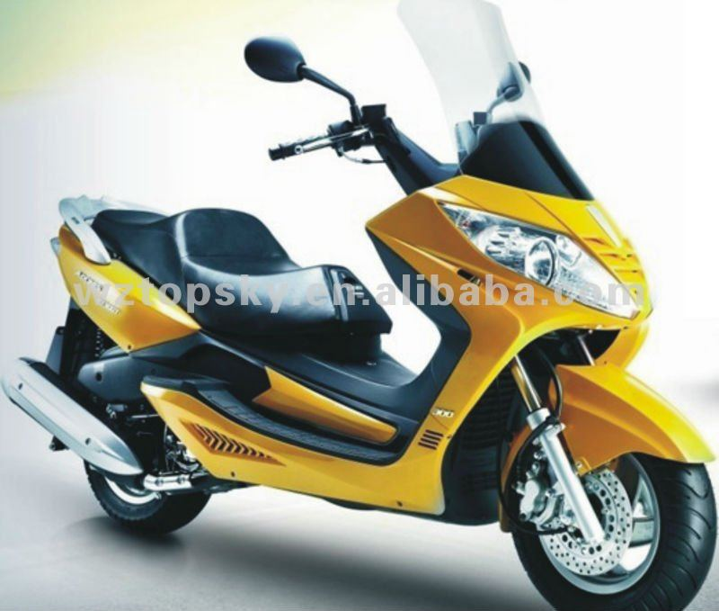 300cc Gas Scooter