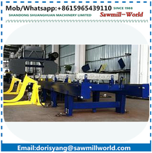 hydraulic automatic cnc bandsaw machine, band saw mills, cutting board wood